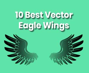 10 plus Free Vector Eagle Wings Collection for Free Download